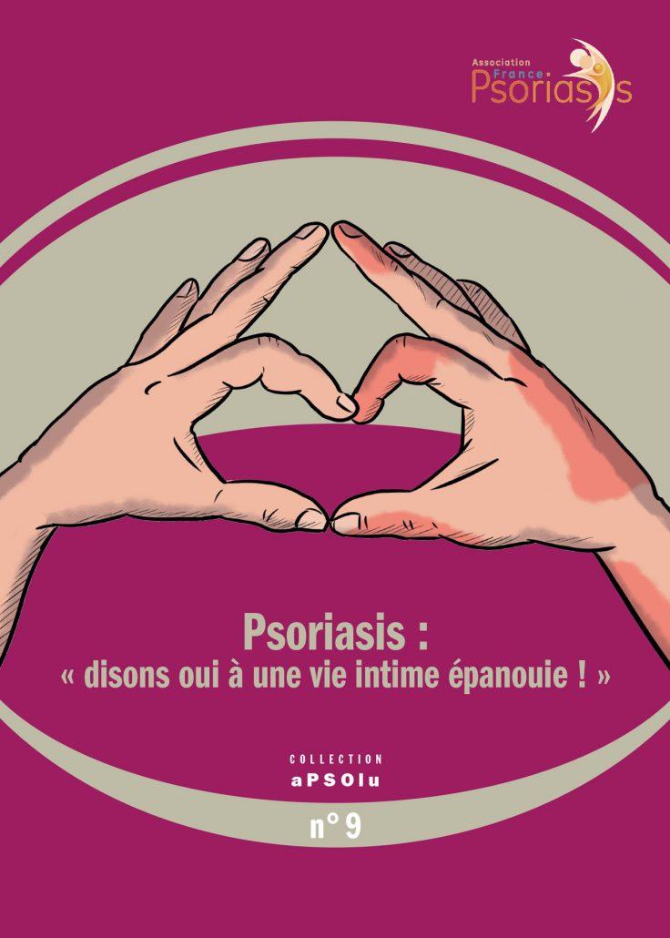 """Nouvelle brochure aPSOlu: Psoriasis: """"disons oui à une vie intime épanouie!"""""""