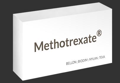 Visuel boite de méthotrexate
